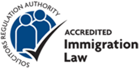 Accredited by the Law Society